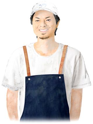 錦 昭光のイラスト
